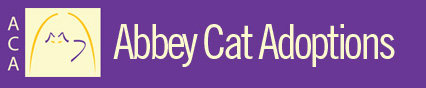 Abbey Cat Adoptions Logo